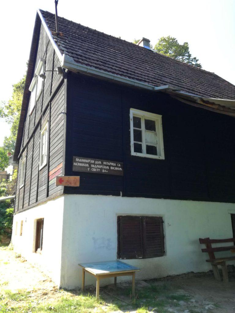Planinarski dom Kozarica