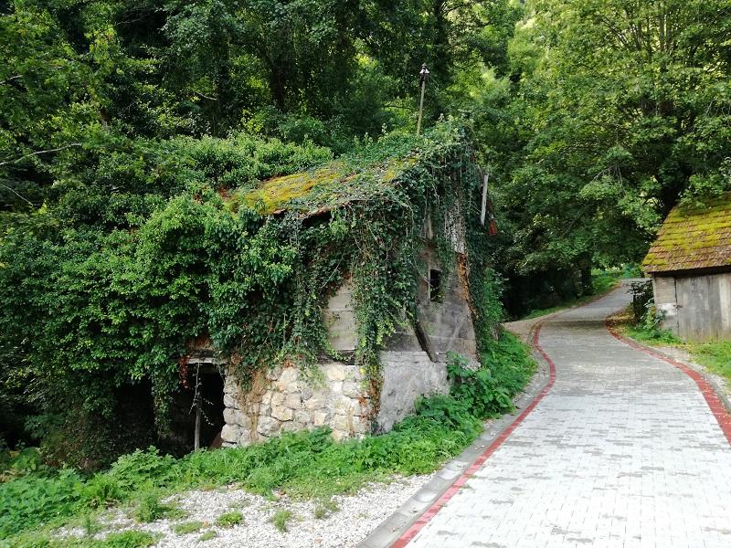 Putić do izvora reke Vrelo
