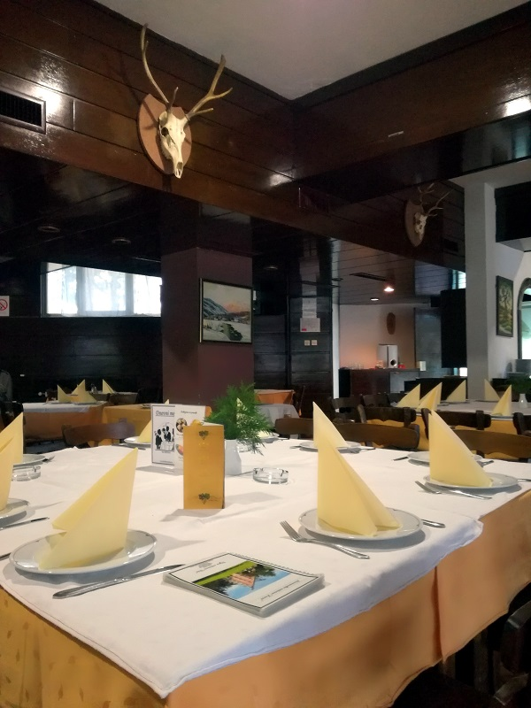 Restoran Javor, Tara
