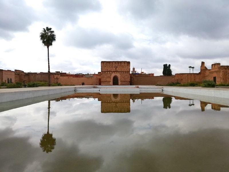 El Badi palata