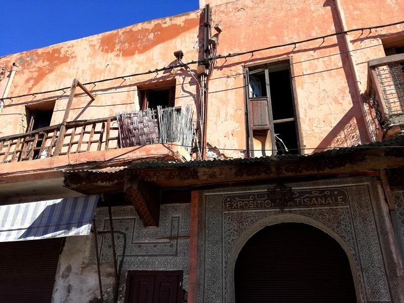 Marakeš medina, Maroko