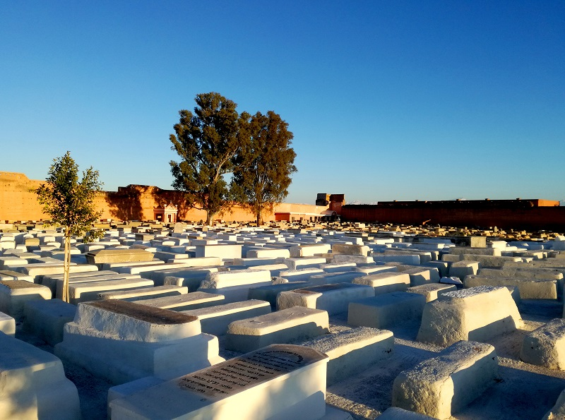 Jevrejsko groblje, Mellah, Marakeš