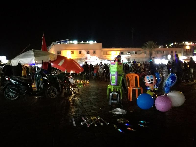 Džema el-Fna, Marakeš