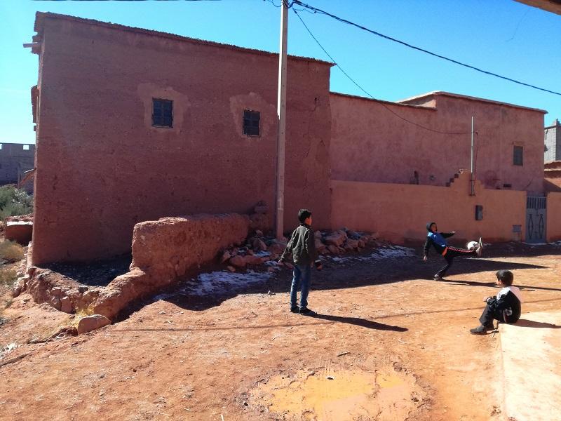 Ksar Ait-Ben-Haddou, Maroko