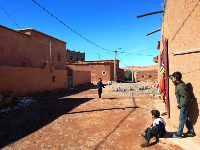 Ait-Ben-Haddou, Maroko