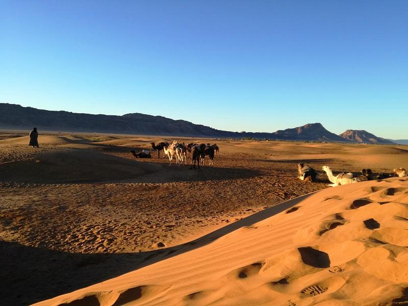 Zagora, Maroko