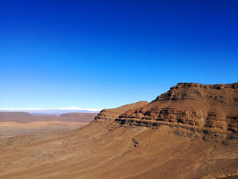 Put za Saharu, Maroko