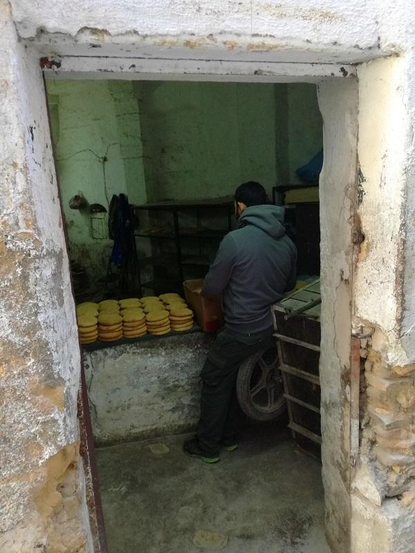 Kolektivna pekara u Fesu