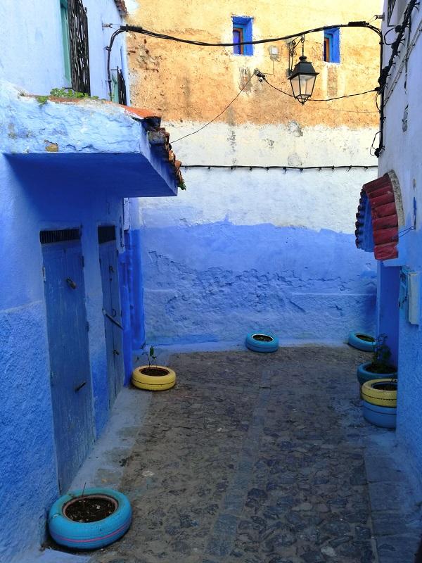 Plavi grad Maroko