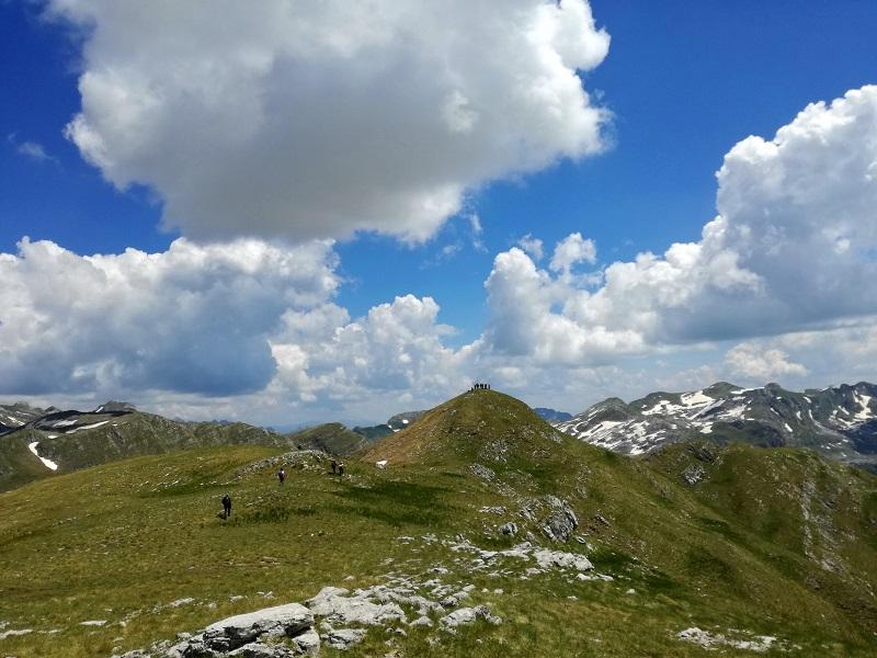 Moracke planine Ilijin vrh