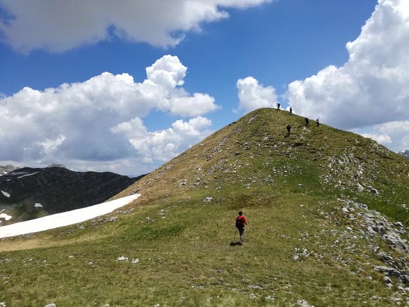 Moracke planine Crna Gora Ilijin vrh
