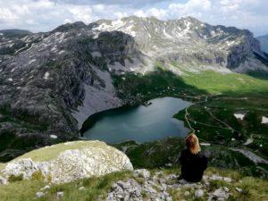 Moracke planine Nikolin vrh