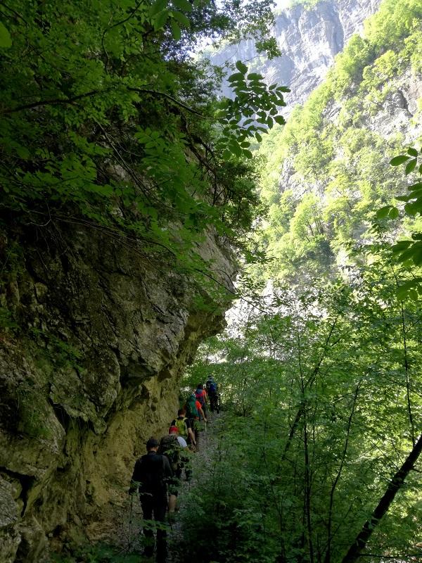 kanjon Mrtvice, Moracke planine