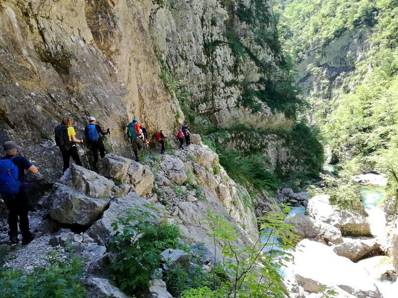 Kanjon Mrtvice Moračke planine