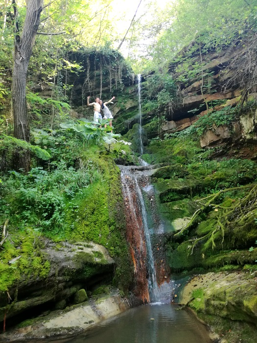 Stara planina vodopad Bukov Do