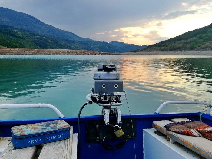 Stara planina Zavojsko jezero