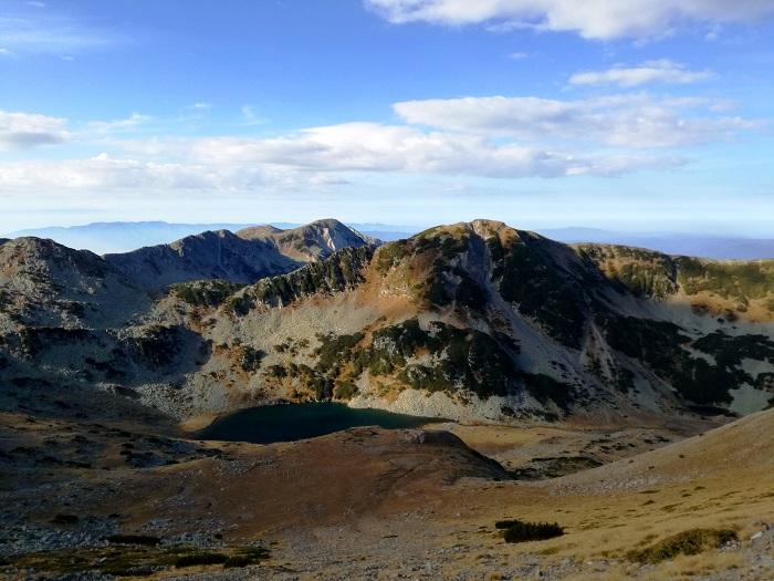 Pirin planinarenje