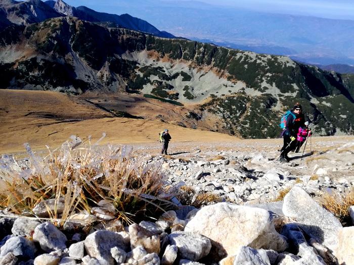 Planinarenje Pirin Vihren