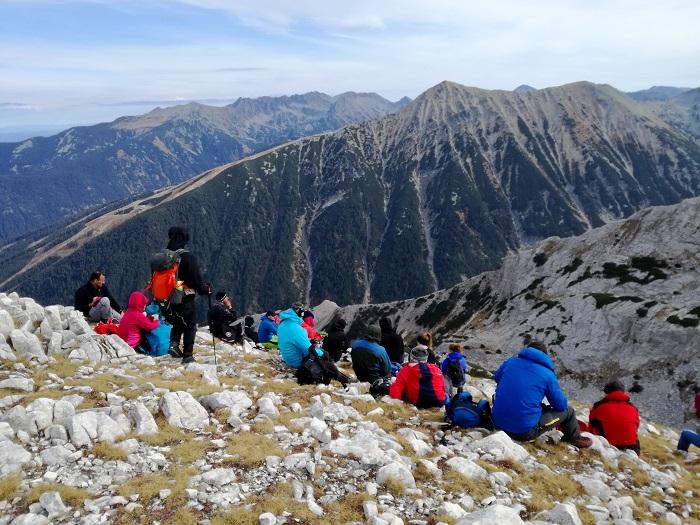 Pirin planinarenje Vihren