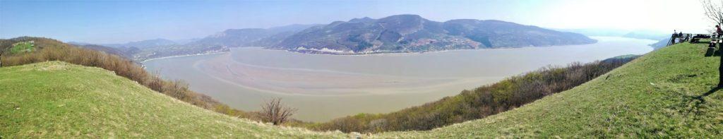 Dunav Kovilovo planinarenje
