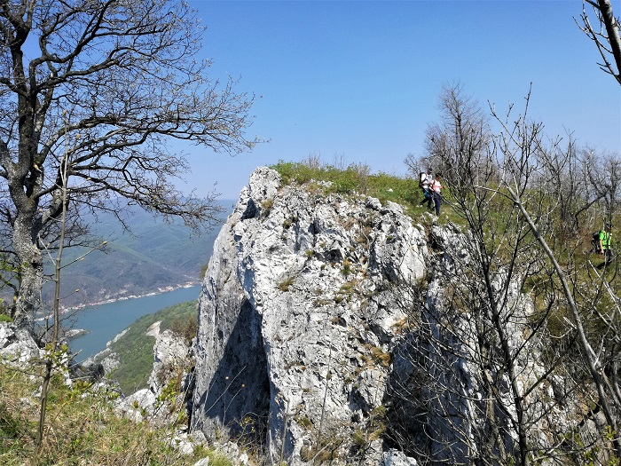Pogled na Dunav Miroc