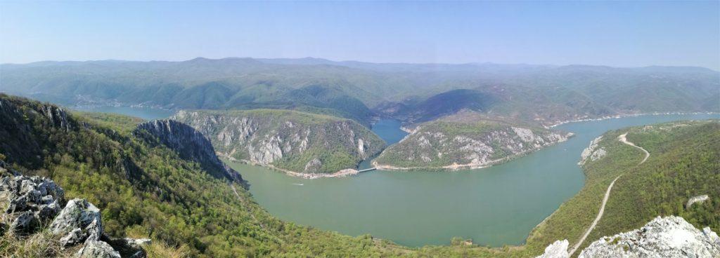 Mali Štrbac, Miroč, Dunav