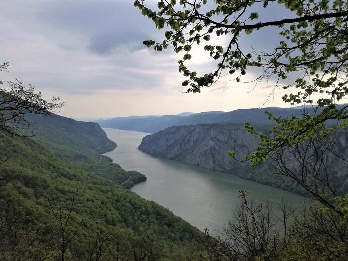 Dunav vidikovac Miroc