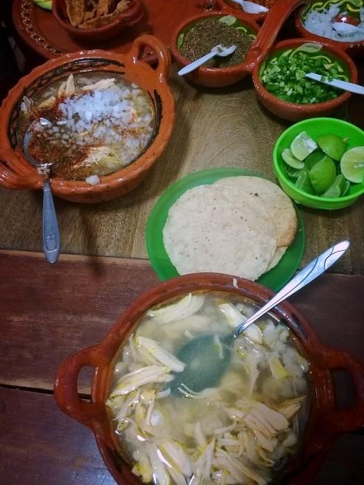 Meksiko hrana