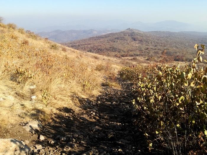 uspon na Rtanj planinarenje