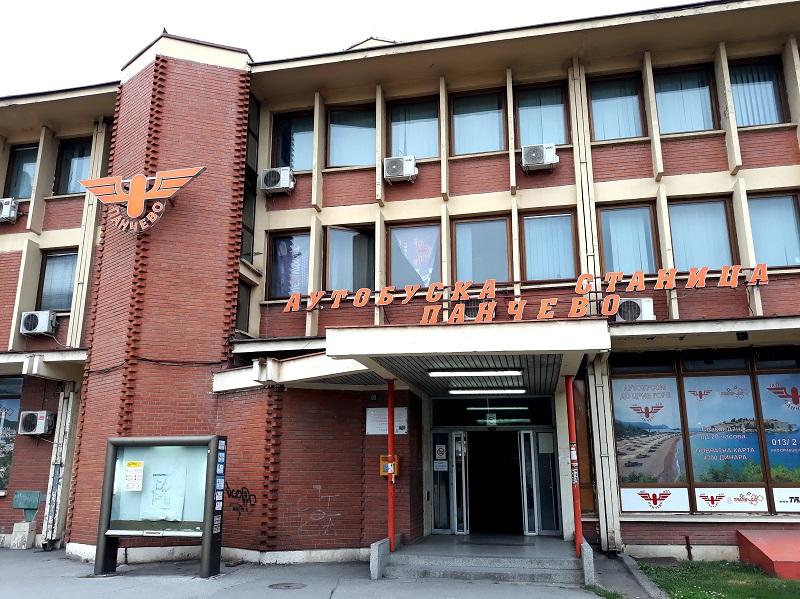 Pancevo autobuska stanica
